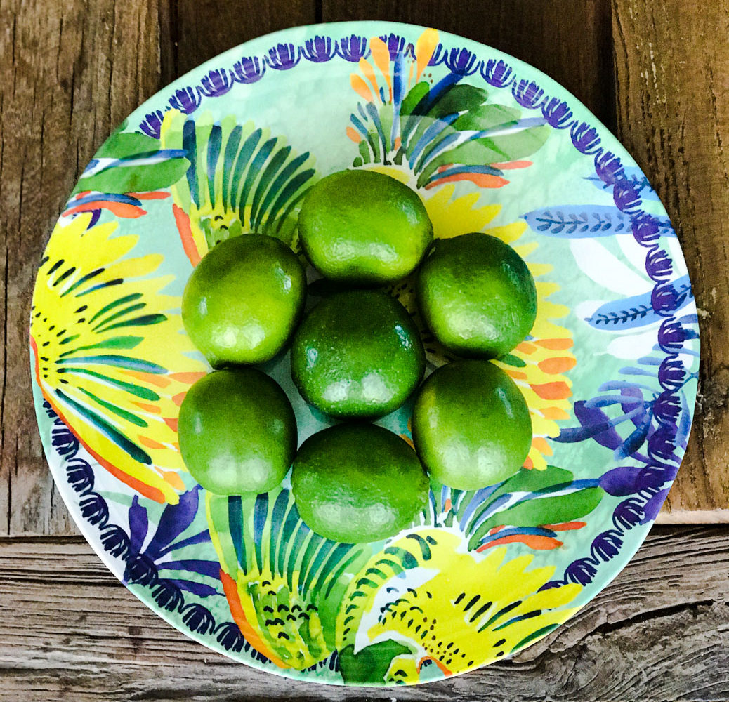 Limes for Brazilian Lemonade