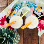 How to make a delicious Non alcoholic Pina Colada