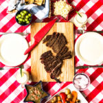 How to prepare a 4th of July Authentic Latin Barbecue Menu